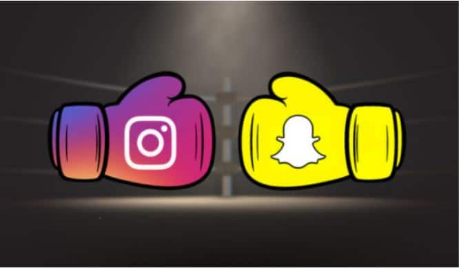 Snapchat vs Instagram: What's The Better App? post image