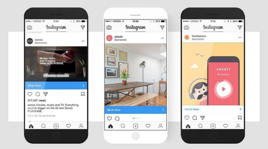 How Advertising On Instagram Works post image