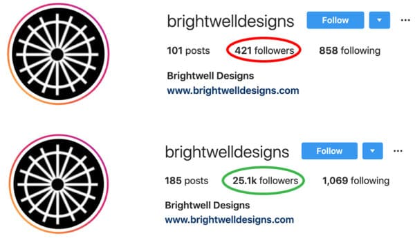 Instagram user growth example new image 3