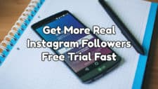 Get Free Instagram Followers Instantly With Our IG Growth Service Trial