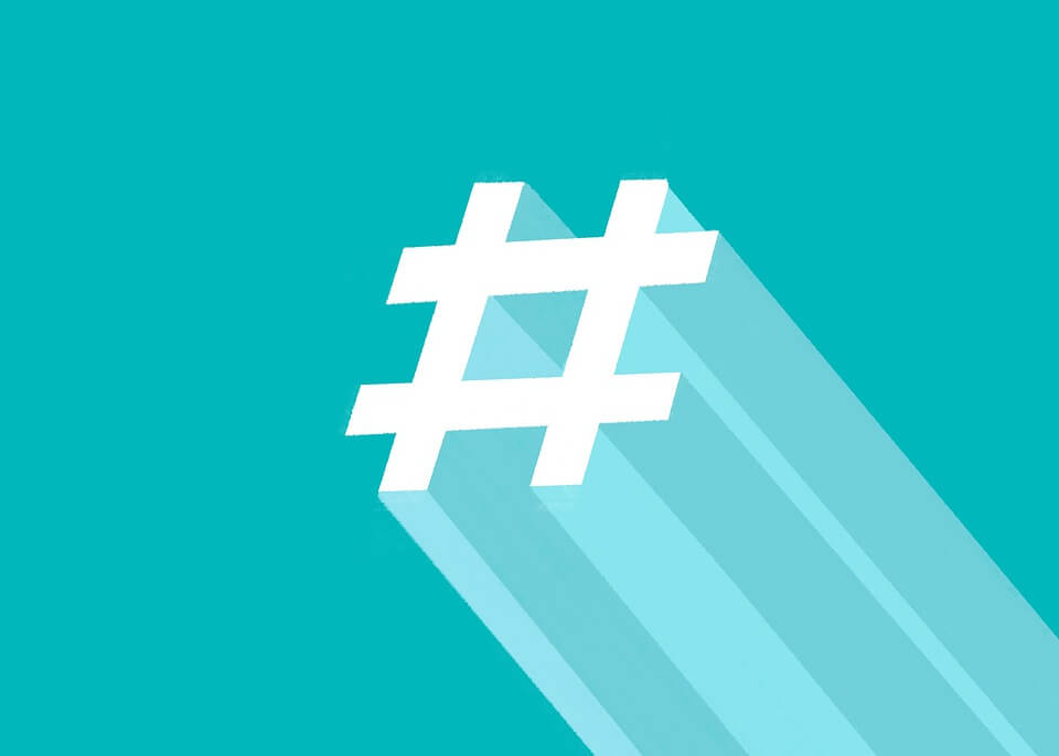 Use Hashtags for Instagram image