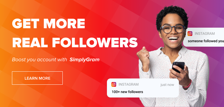 best organic instagram growth service banner image
